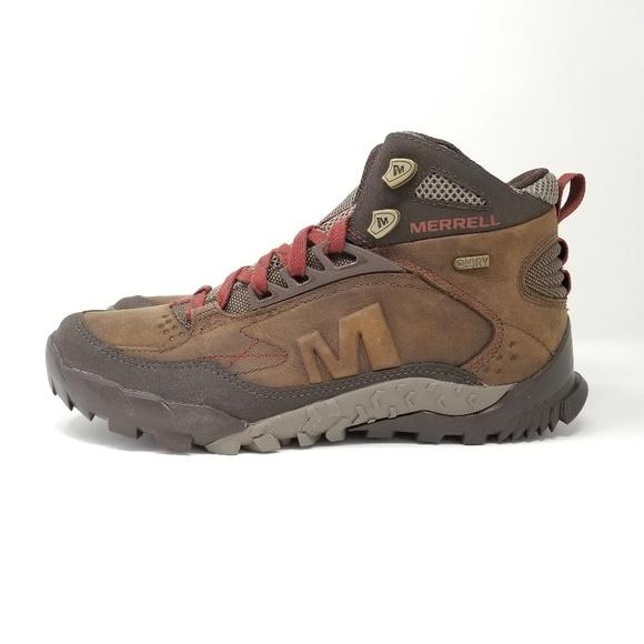 5693686822 Merrell Annex Trak Mid WP Waterproof Hiking Boot. M_5b56769fc617777c820ed9a8